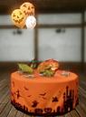 ハロウィンの晩餐テーブル.jpg