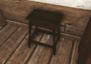 原木の簡易テーブル.jpg