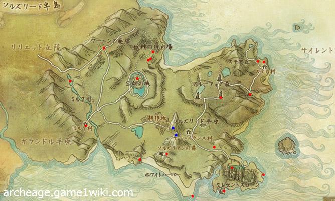 マップ モンスター ファーム 探検